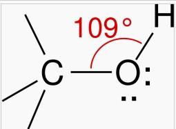 Gambar molekul alkohol