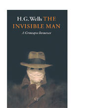 "Novel ""The Invisible Man' karya H. G. Wells"